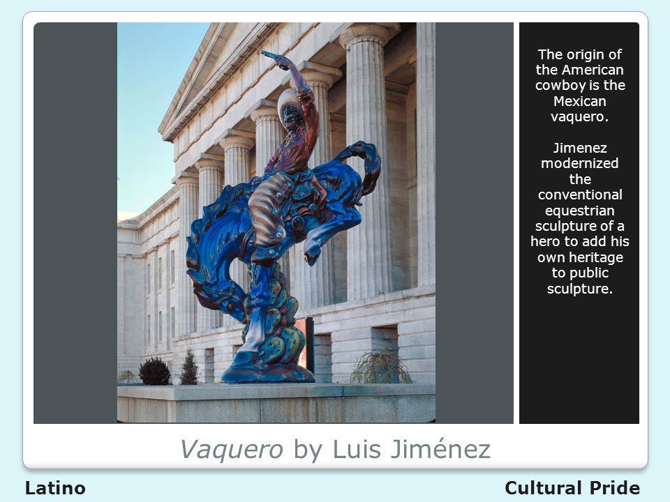 Vaquero by Luis Jiménez