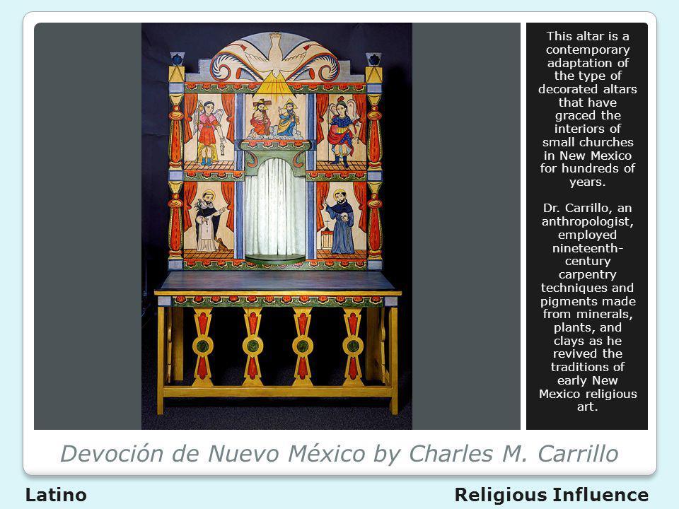 Devoción de Nuevo México by Charles M. Carrillo