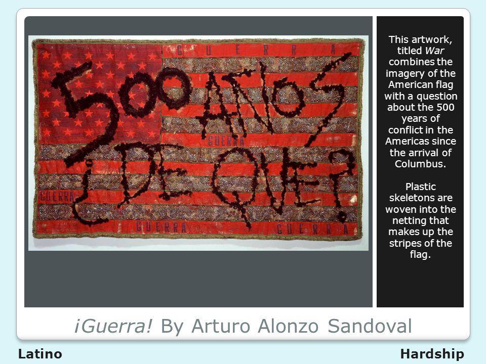 ¡Guerra! By Arturo Alonzo Sandoval