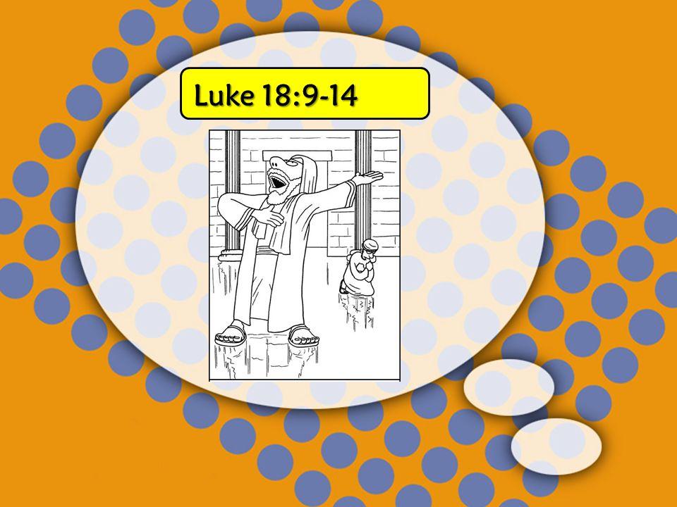 Luke 18:9-14