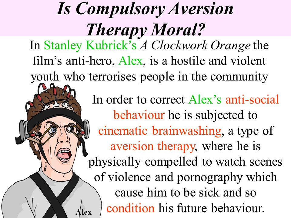Is Compulsory Aversion Therapy Moral