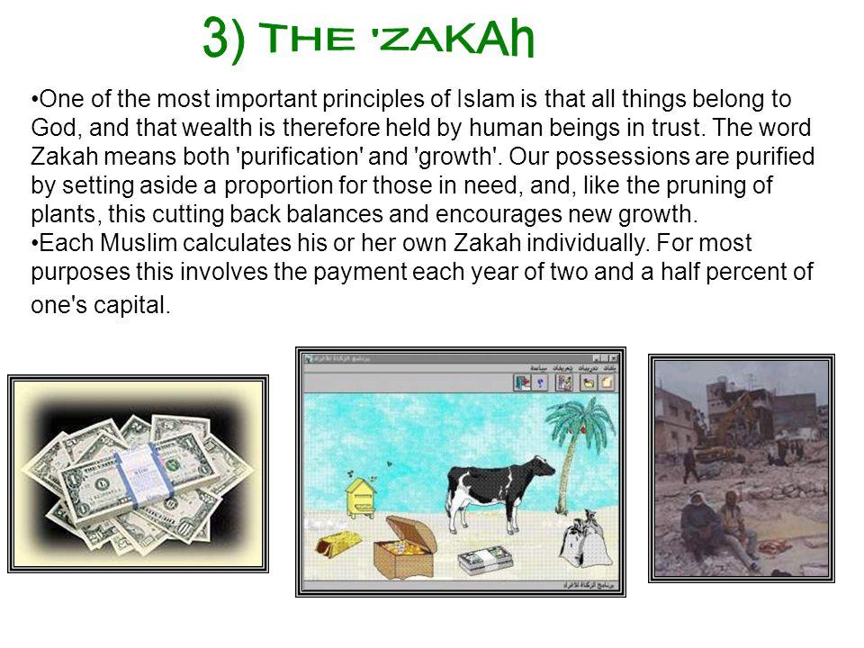 3) THE ZAKAh