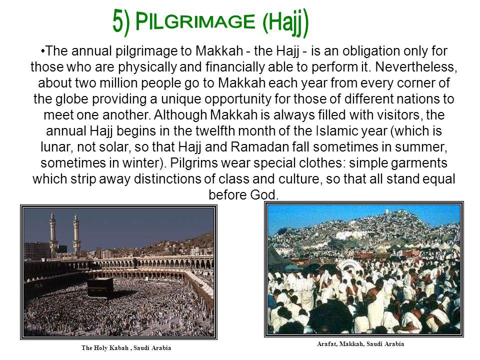 The Holy Kabah , Saudi Arabia