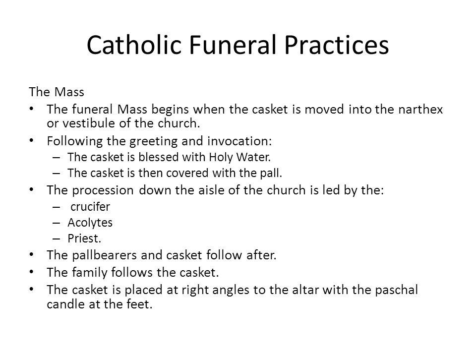 Catholic Funeral Mass Program Nevse Kapook Co