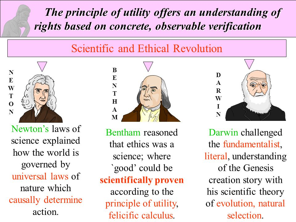 Scientific and Ethical Revolution