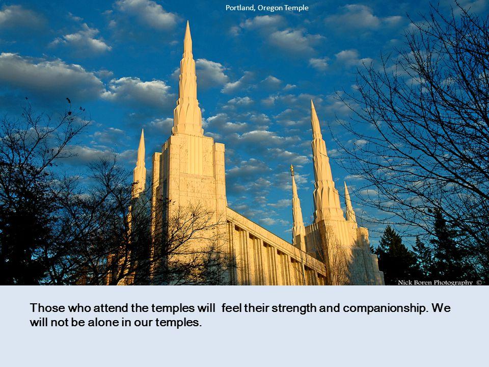 Portland, Oregon Temple
