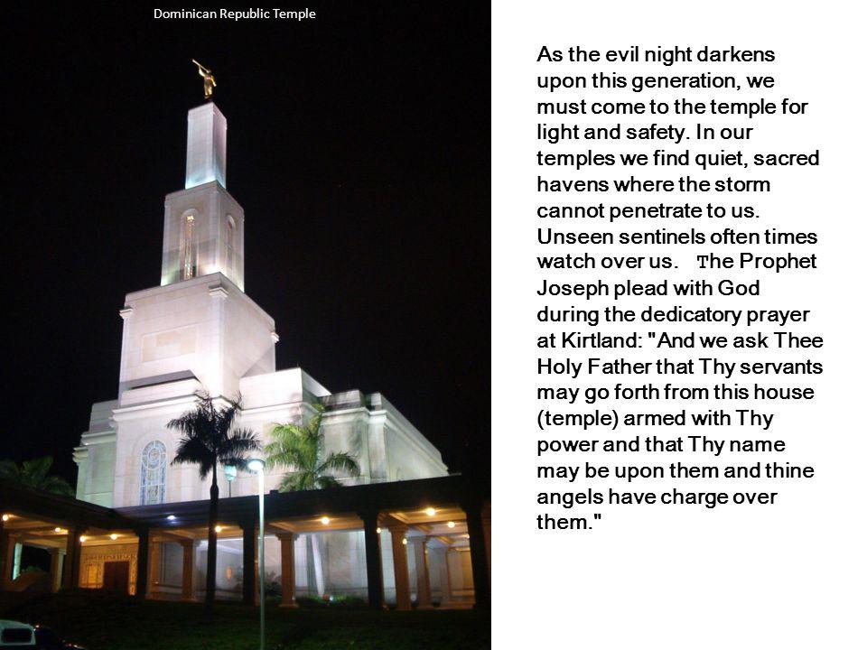 Dominican Republic Temple