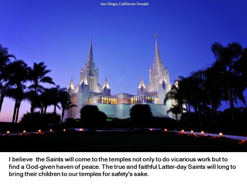 San Diego, California Temple