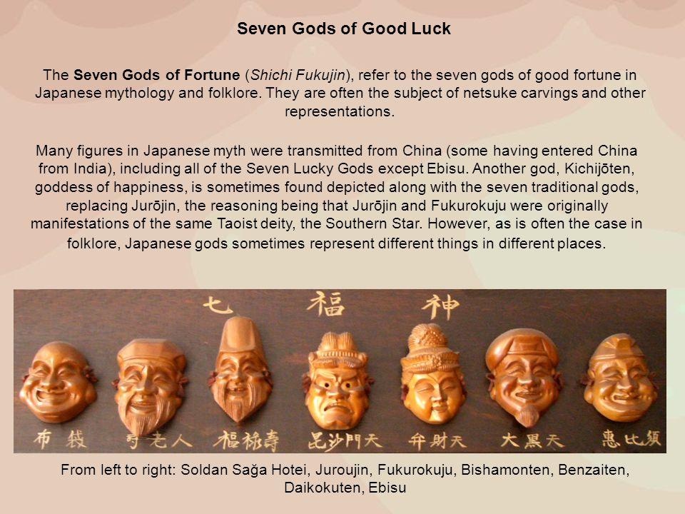 Seven Gods of Good Luck