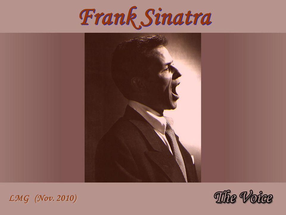Frank Sinatra LMG (Nov. 2010)