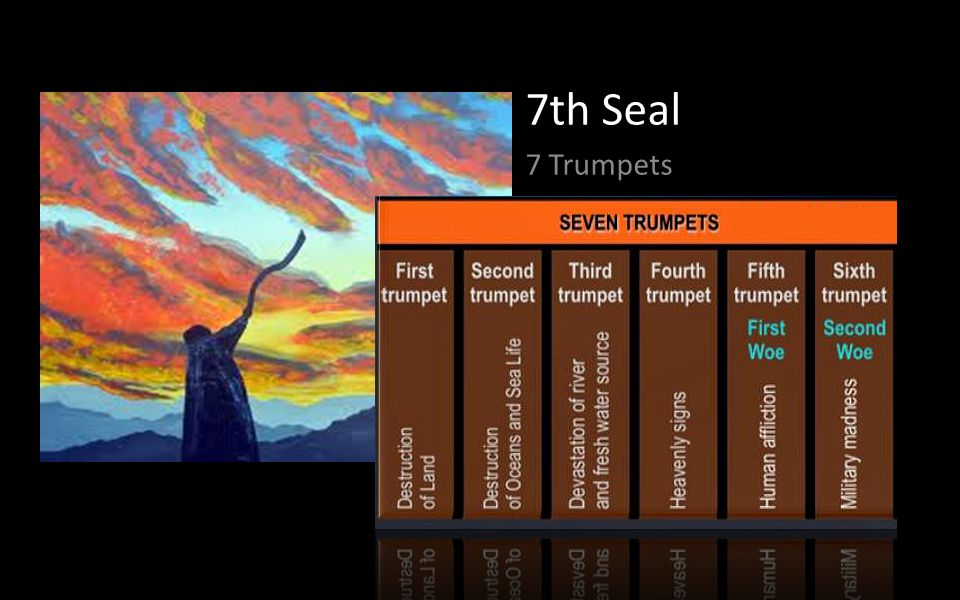 7th Seal 7 Trumpets