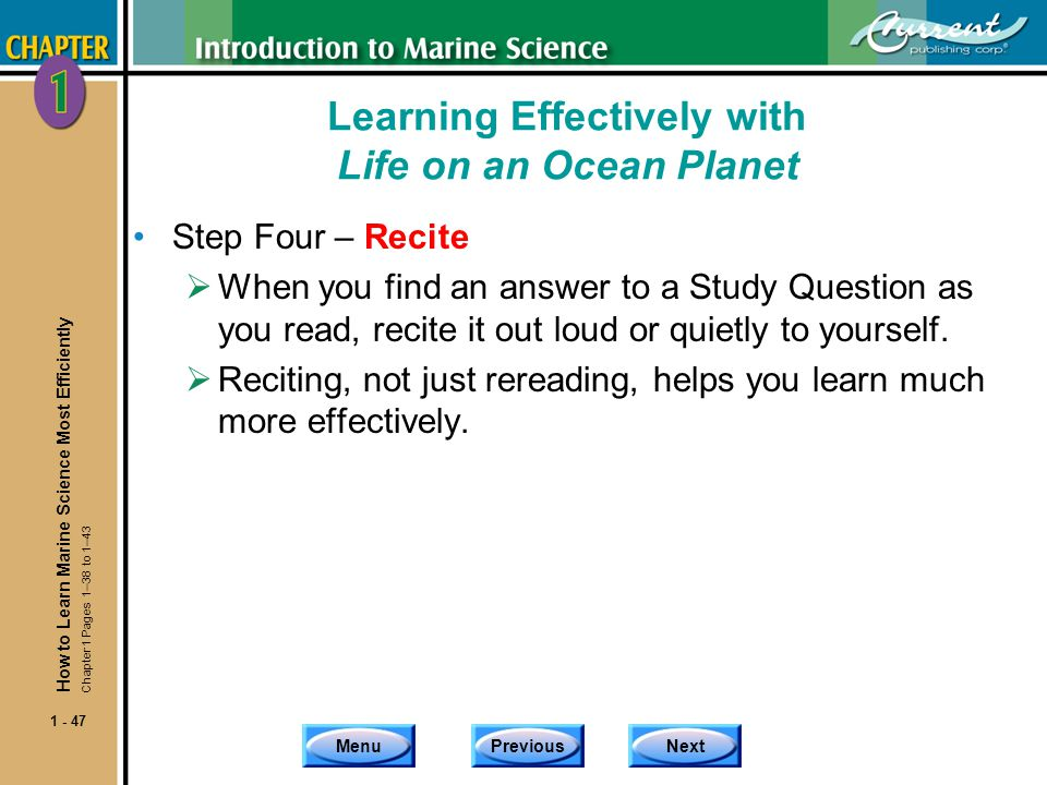 Learning Effectively with Life on an Ocean Planet