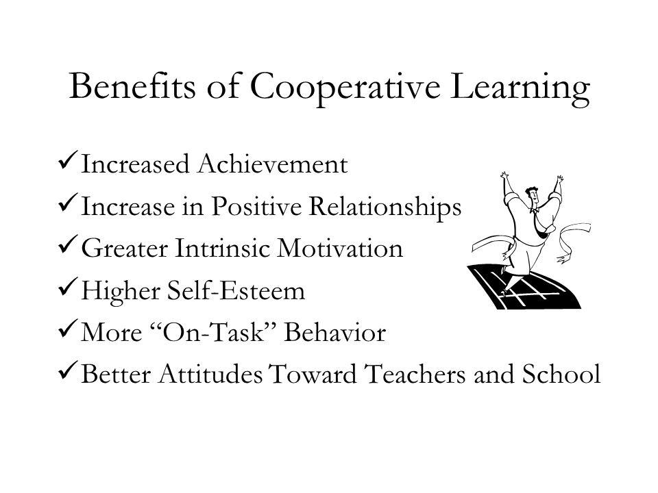 Benefits of Cooperative Learning