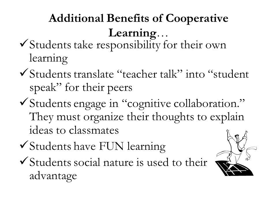 Collaborative Teaching Benefits To Students ~ Engaging students through cooperative learning ideas for
