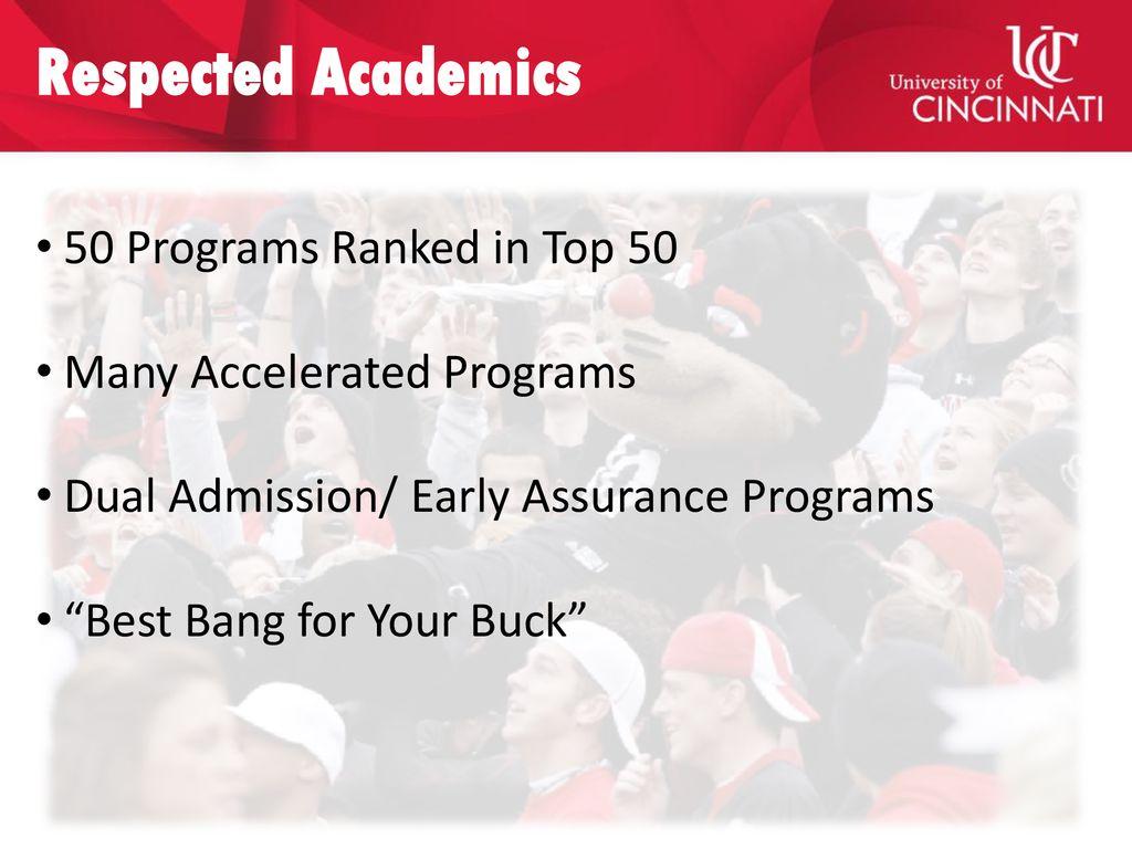 University Of Cincinnati Ppt Download