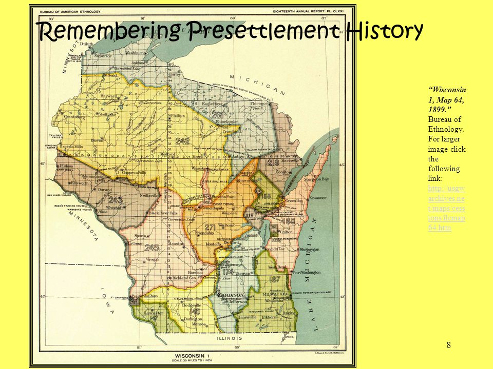 Remembering Presettlement History