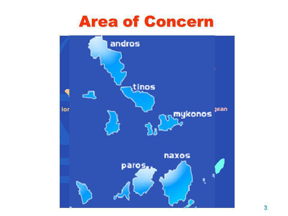 Area of Concern