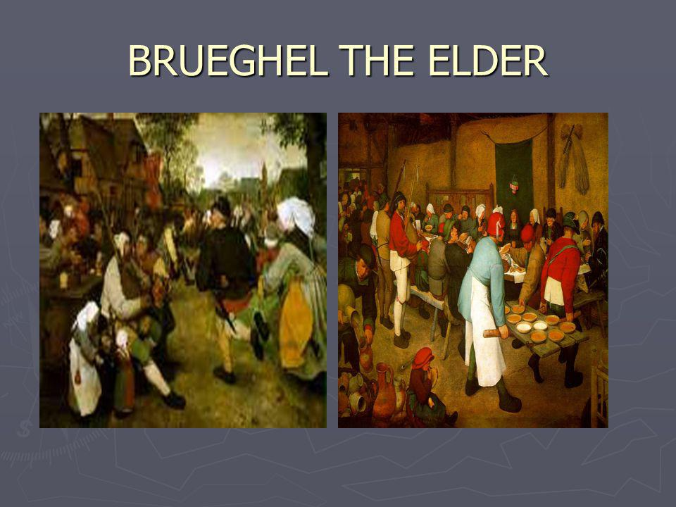 BRUEGHEL THE ELDER