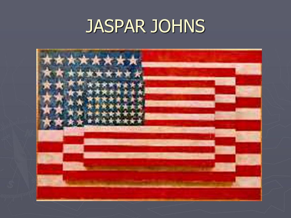 JASPAR JOHNS