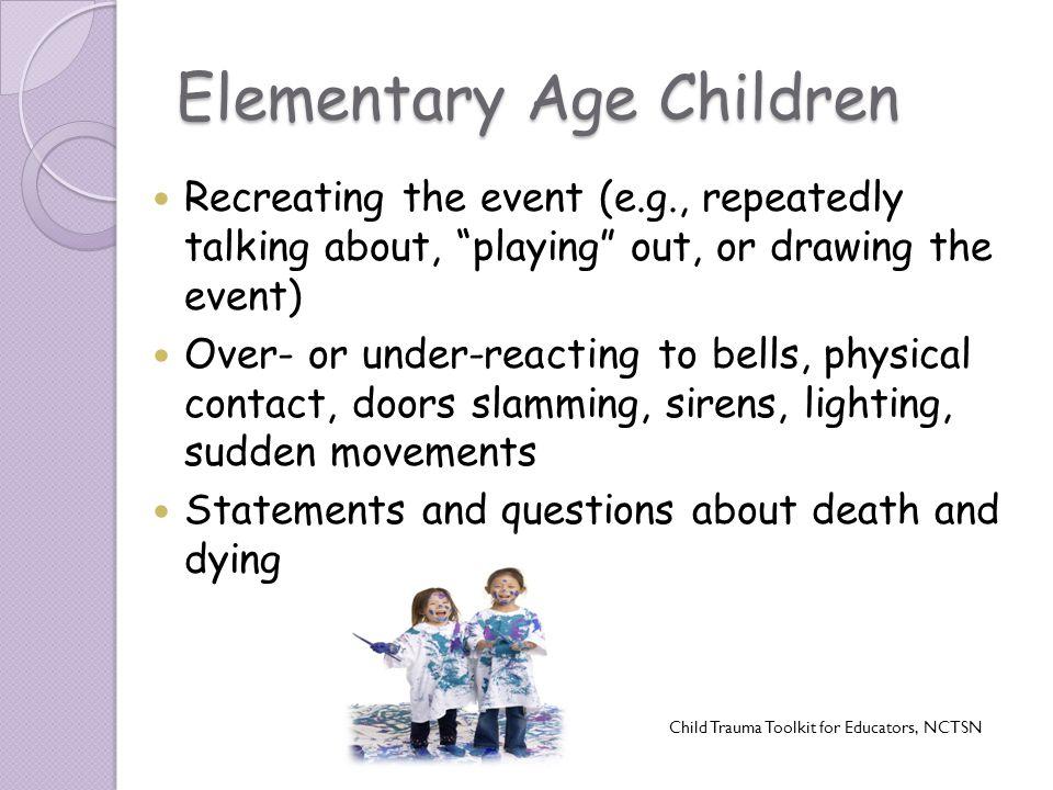 Elementary Age Children