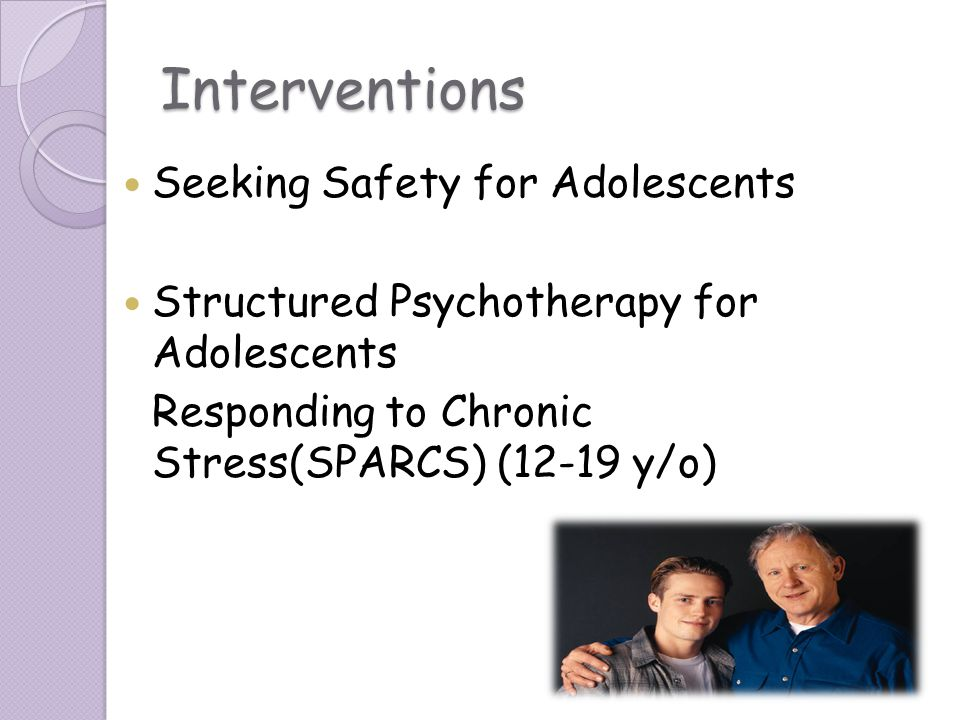 interventions in order to increase the Often interventions are conducted without an intervention specialist, but having expert help may be preferable sometimes the intervention occurs at the professional's office.