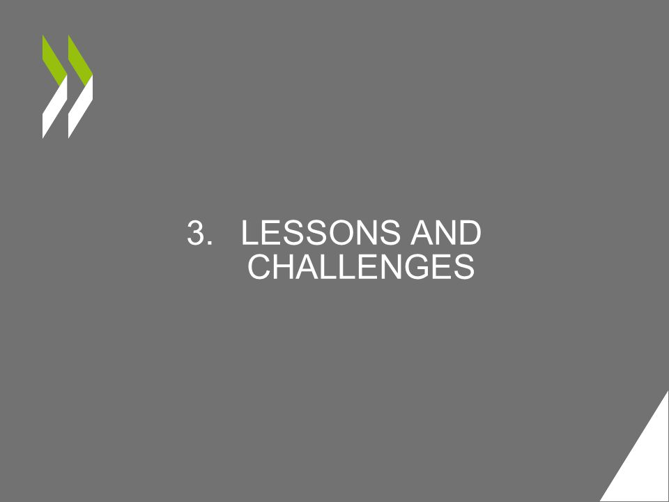 Lessons and Challenges