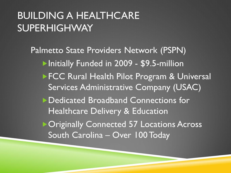Building a Healthcare Superhighway