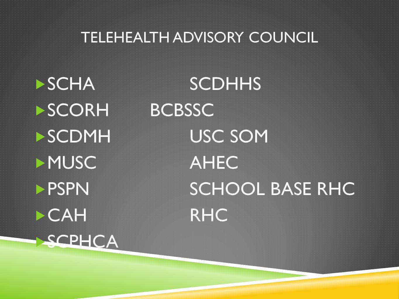 Telehealth Advisory Council