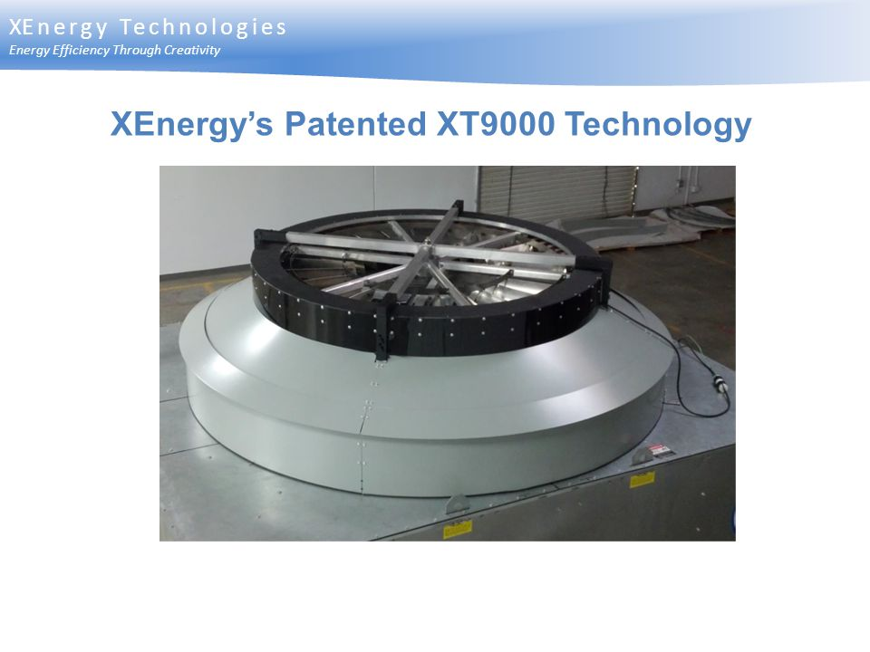 XEnergy's Patented XT9000 Technology