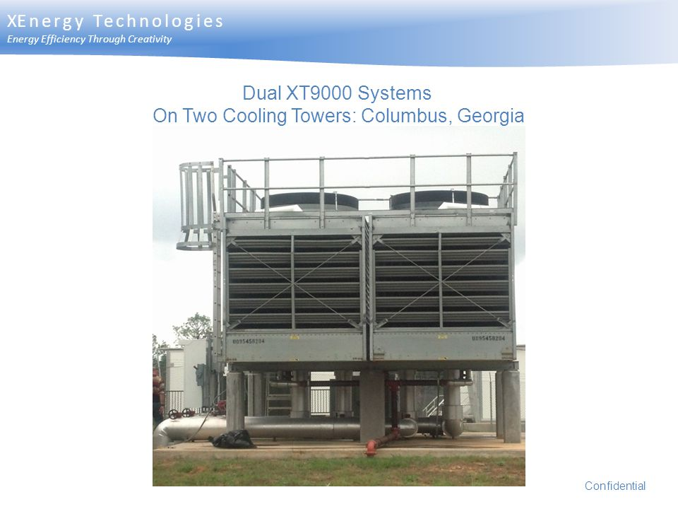 On Two Cooling Towers: Columbus, Georgia