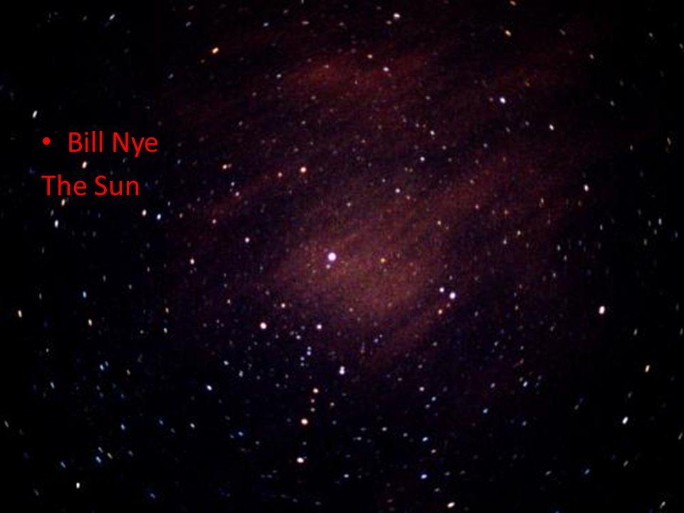 Bill Nye The Sun