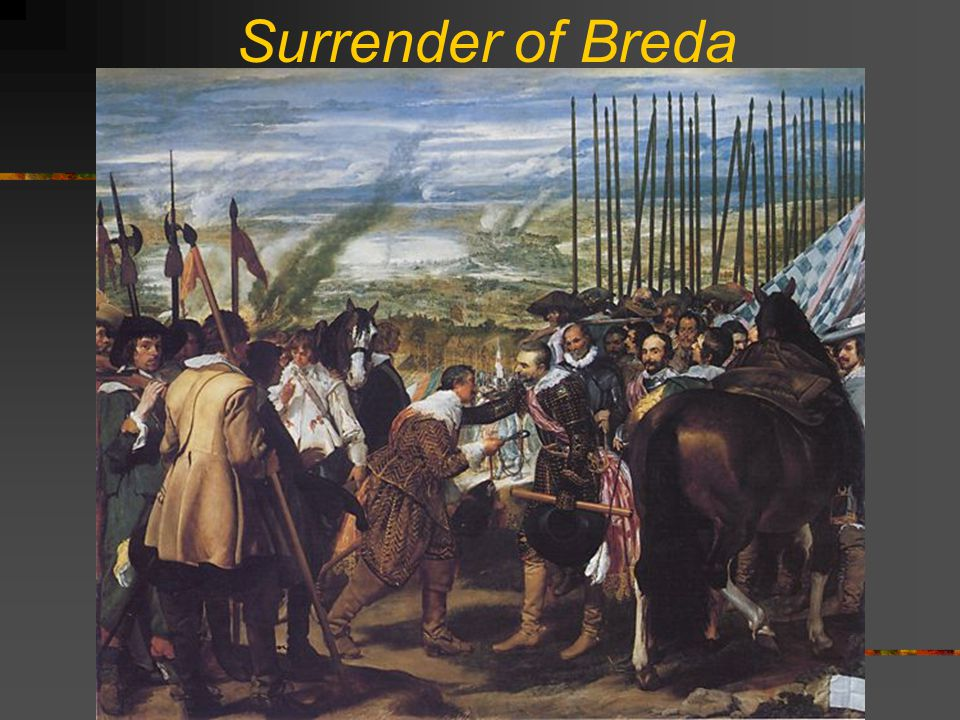 Surrender of Breda
