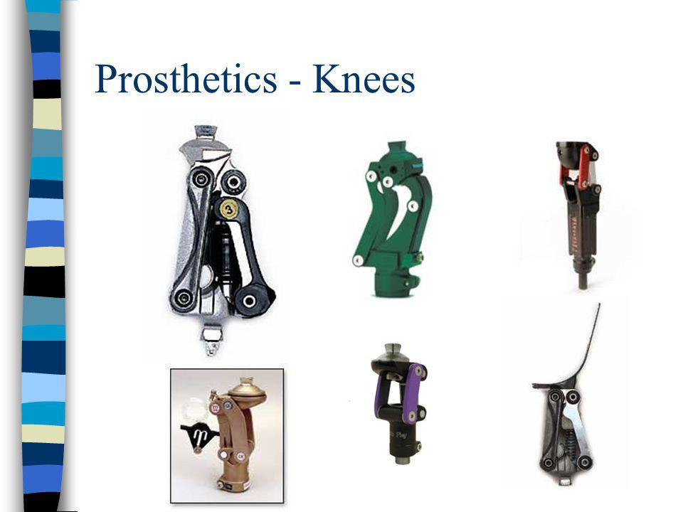 Prosthetics - Knees