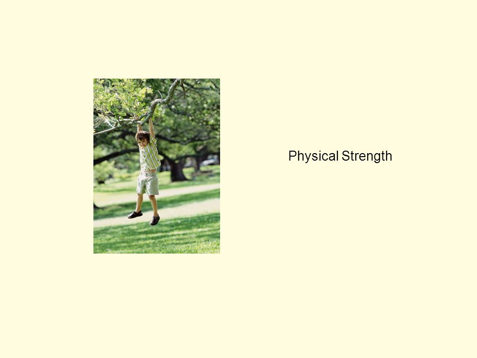 Physical Strength