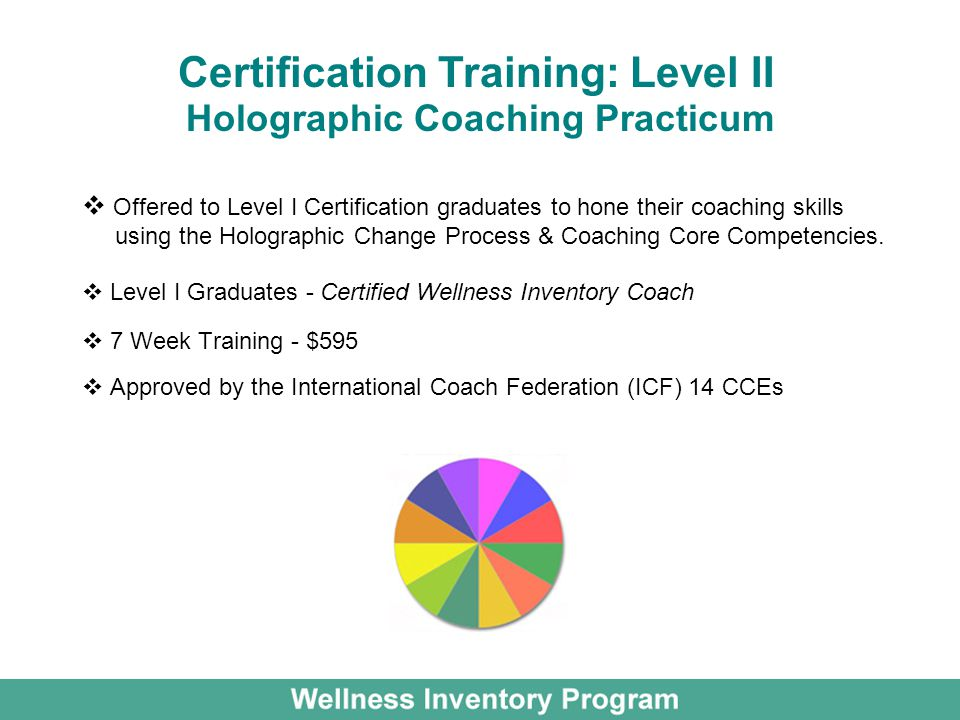 Holographic Coaching Practicum