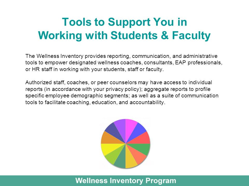 Tools to Support You in Working with Students & Faculty