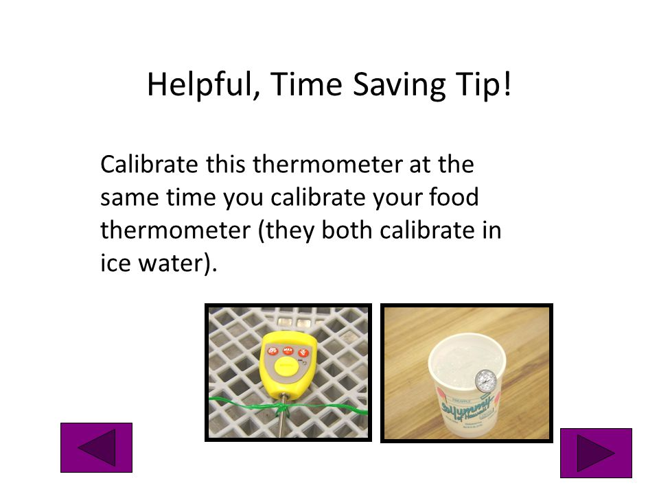 Helpful, Time Saving Tip!