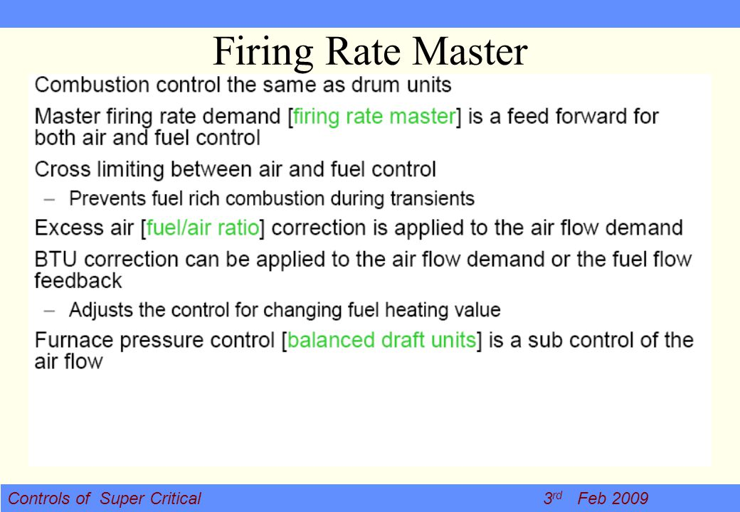 Firing Rate Master