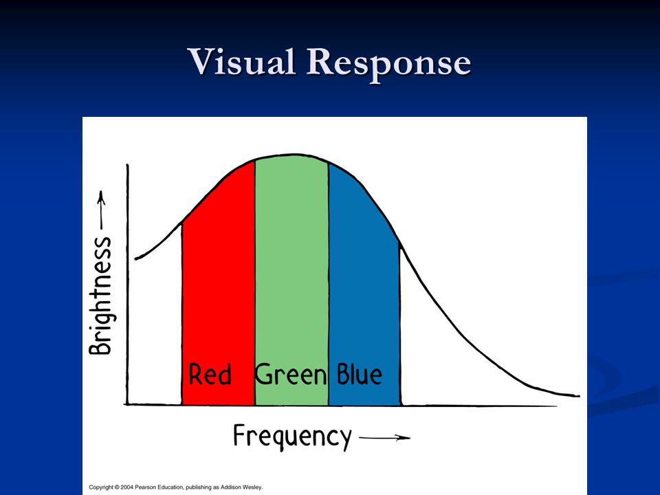 Visual Response