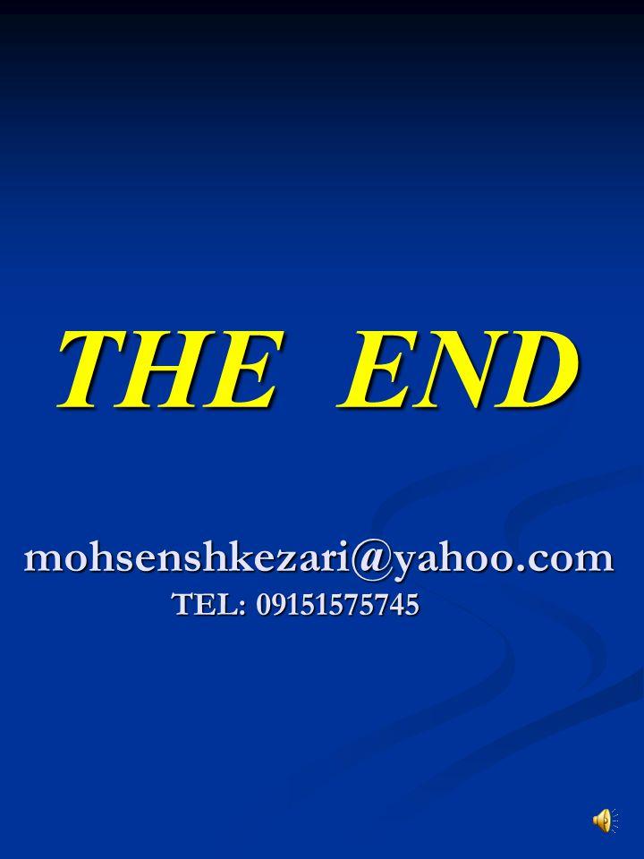 mohsenshkezari@yahoo.com TEL: 09151575745