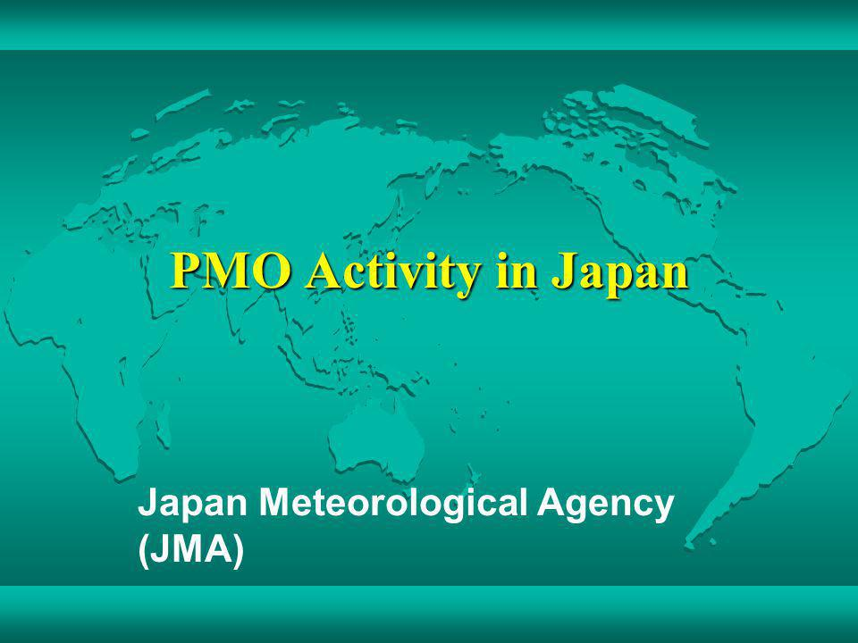Japan Meteorological Agency (JMA)