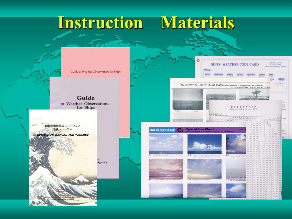 Instruction Materials