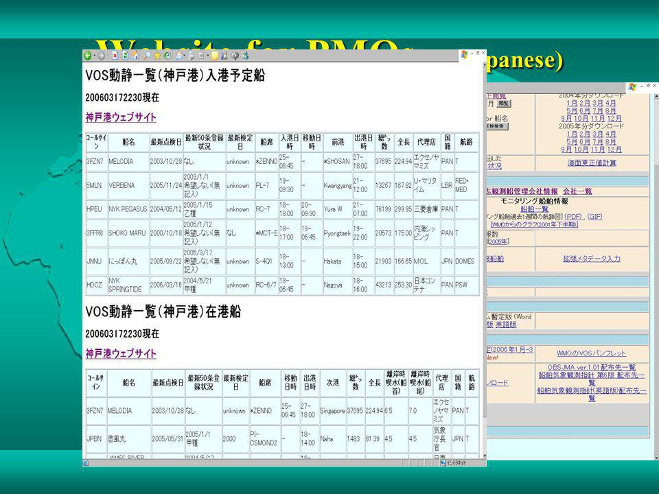 Website for PMOs (in Japanese)