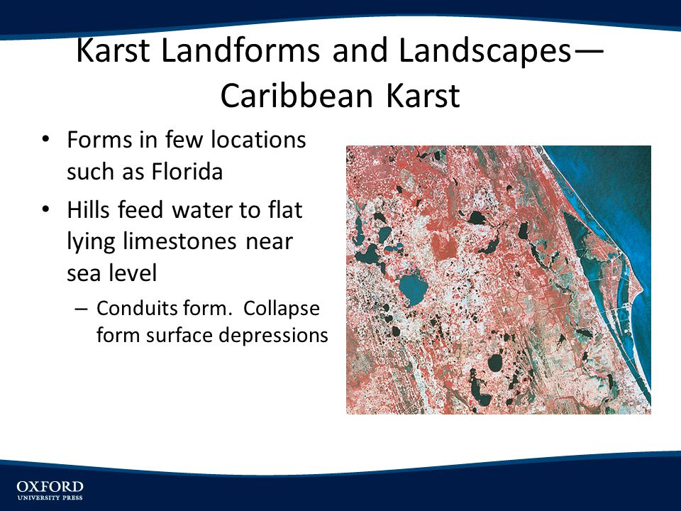Karst Landforms and Landscapes—Caribbean Karst