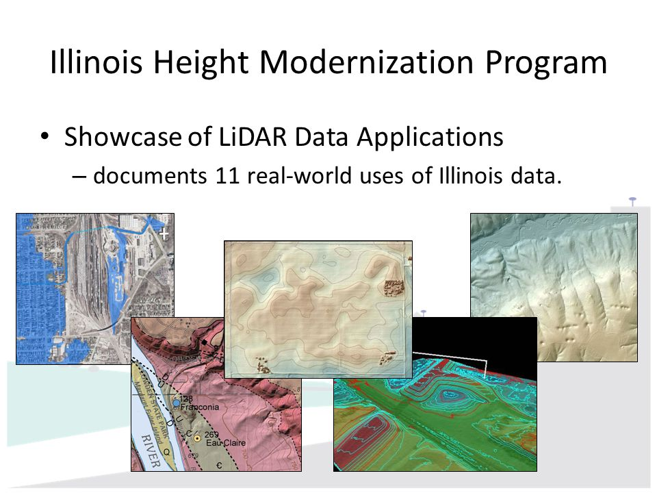 Illinois Height Modernization Program