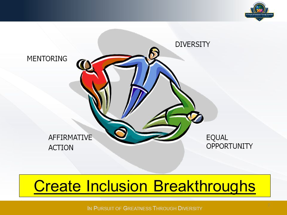 Create Inclusion Breakthroughs