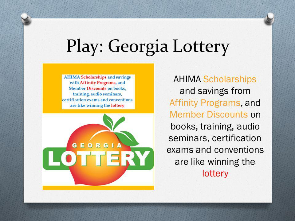 Play: Georgia Lottery