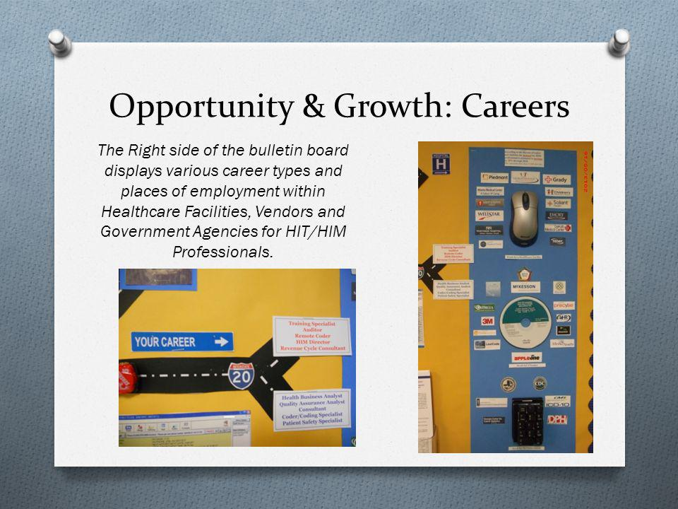 Opportunity & Growth: Careers