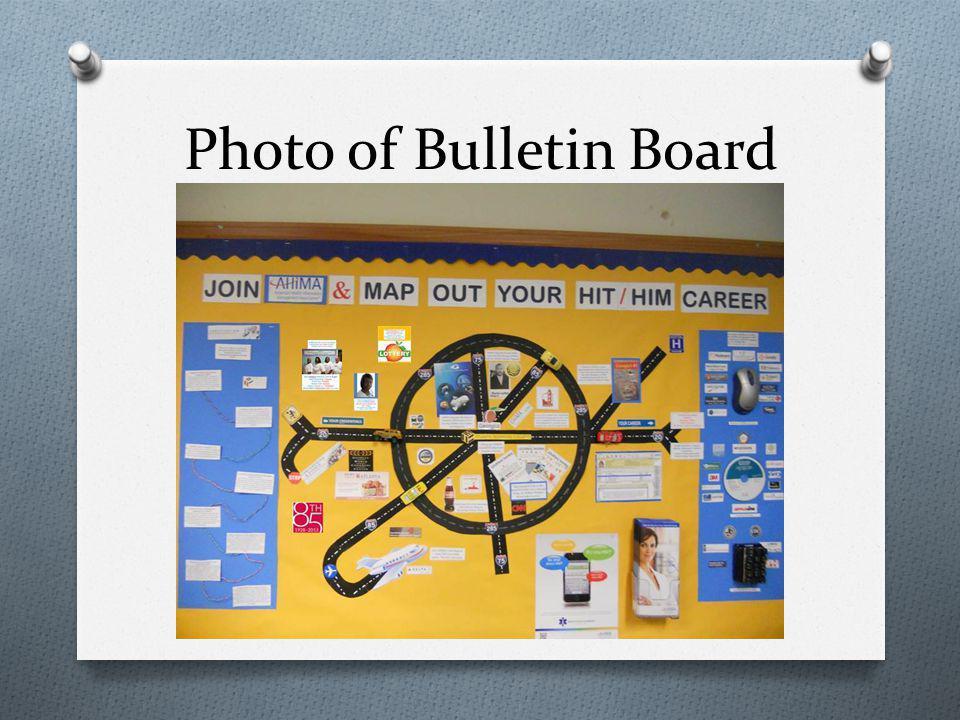Photo of Bulletin Board