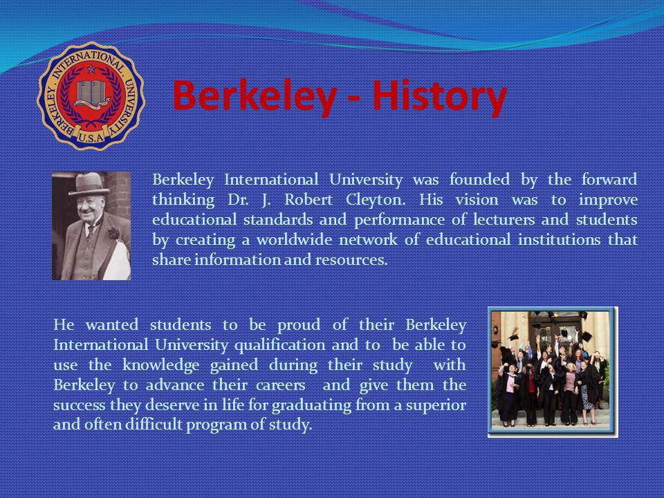 Berkeley - History